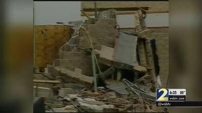 A look back at some of Florida's strongest storms