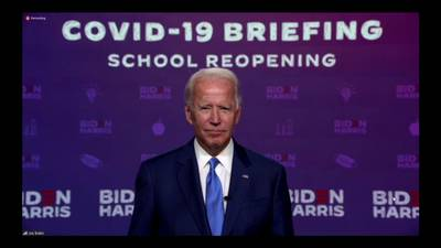 Joe Biden speaks exclusively with Channel 2 on election in Georgia, COVID-19 response