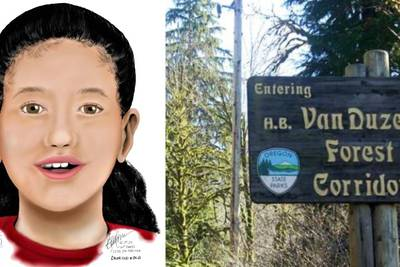 Oregon authorities using DNA in effort to ID young Jane Doe found stuffed in duffel bag
