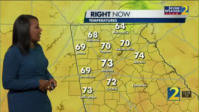 Warm, clear afternoon in store for your Wednesday