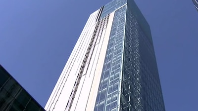 Take a look inside Cobb County's tallest building full of elevators