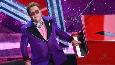 Elton John postpones European leg of tour after fall caused hip injury