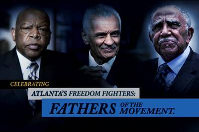Celebrating Atlanta Freedom Fighters: Fathers of the Movement