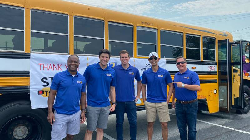 Stuff the Bus collects 1,825 backpacks for Atlanta's homeless children; Donations still open