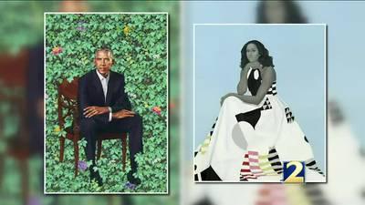 Obama portraits are coming to Atlanta