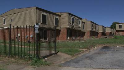 Tenants say plan to move them from rundown apartment complex isn't happening fast enough