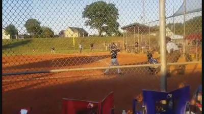 WATCH: Gwinnett youth baseball player crushes 6 home runs in 2 days