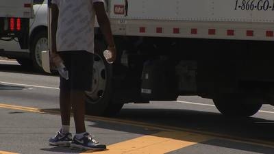 Atlanta police may start citing parents of teens selling water on streets