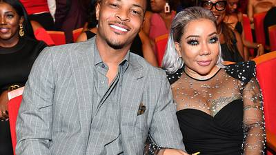 Atlanta rapper T.I., wife Tiny won't face sexual assault charges in L.A.