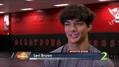 Allatoona's Levi Brown: Georgia Lottery Scholar Athlete