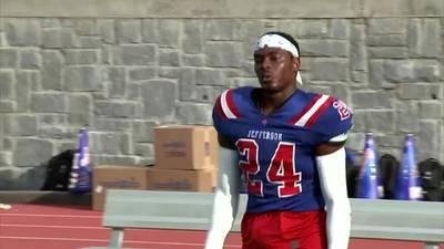Jefferson's Malaki Starks ranks as N0. 2 recruit in GA, future Bulldog