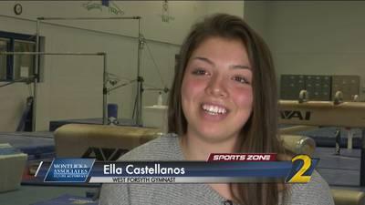 West Forsyth's Ella Castellanos: Montlick & Associates Athlete of the Week