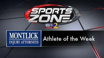 Montlick Injury Attorneys Athlete of the Week