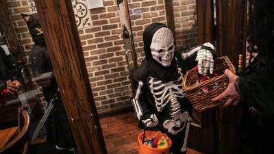 Health experts offer ideas on how to keep your trick or treaters safe, protected against COVID-19