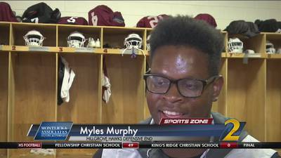 Hillgrove's Myles Murphy: Montlick & Associates Athlete of the Week