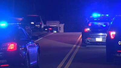 Cobb County police involved in SWAT standoff with man barricaded inside home
