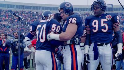 Chicago Bears legend Steve 'Mongo' McMichael accepts ALS Courage Award