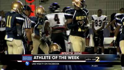 Terry Godwin-Montlick & Associates Athlete of the Week