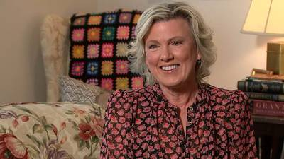 Karen Minton recovering from successful surgery for breast cancer treatment