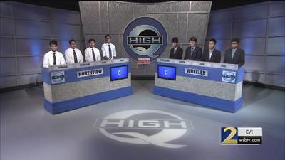 Northview vs Wheeler Season 33 High Q 19-30
