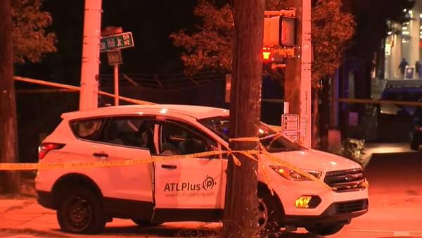 Georgia police officer shot in neck, man killed in shooting in Atlanta