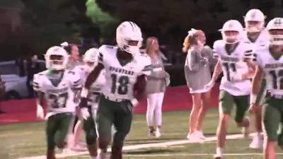 Athens Academy's Deion Colzie ranks as 1 of country's top WRs