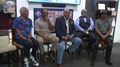 UGA football's first Black players reunite 50 years later, will be honored in Athens