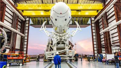 SpaceX readies for final milestone before launching US astronauts from Space Coast