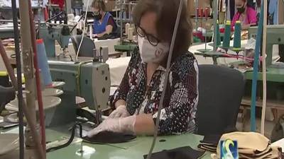 A family owned business in Forsyth County goes from helping dancers to helping hospitals