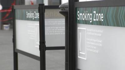 Attention travelers! Atlanta's airport to soon send smokers outside