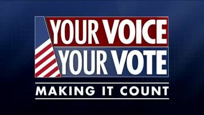 Your Voice Your Vote: Making it Count