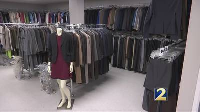 Women out of work get virtual support through Dress for Success