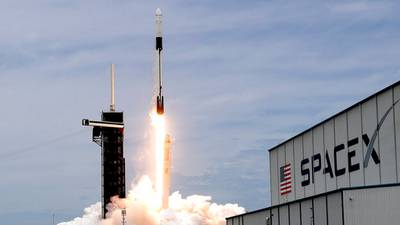 Civilians in space: Who are the astronauts flying on Falcon 9 and what is their mission?