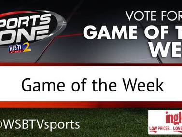 Which Game should WSB-TV cover as Ingles Game of the Week?