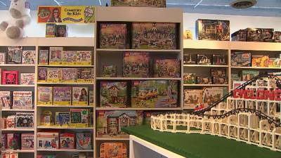 Shortages are happening everywhere including toy retailers