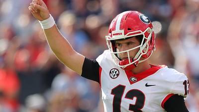 Bennett, Georgia Bulldogs dominate Auburn