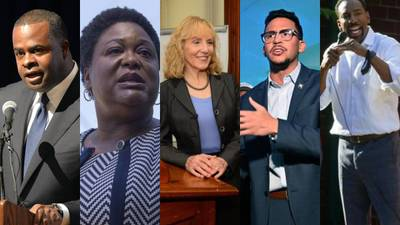 Crime, public safety takes center stage as top mayoral candidates debate on Channel 2