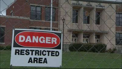 School board approves demolition of storm-ravaged Newnan High School