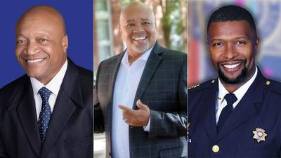 Gwinnett, Cobb, Henry counties elect first Black sheriffs in history