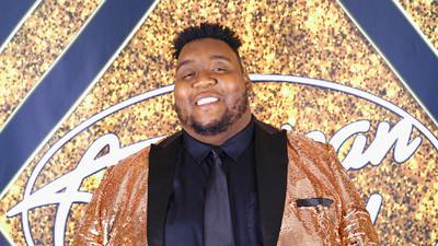 'American Idol' runner-up says it's not the last you'll see of him