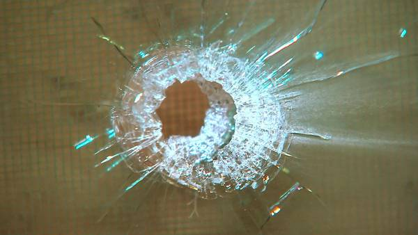 Metro home riddled with about 50 bullets; residents think wrong house was targeted