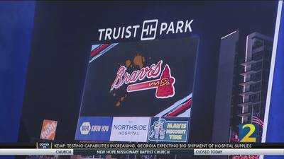 Braves broadcaster says delayed season will make us 'better, stronger and safer'