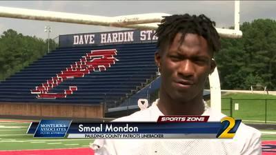 Paulding Co.'s Smael Mondon: Montlick & Associates Athlete of the Week