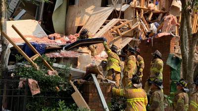 All residents of Dunwoody apartment complex that exploded will be forced to move out