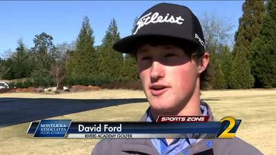 Rivers Academy's David Ford: Montlick & Associates Athlete of the Week