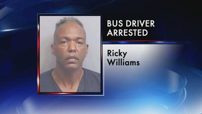 Bus driver arrested, fired for sexual misconduct with a student with special needs