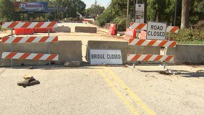Businesses continue to feel impact of closed bridge 3 months after fire
