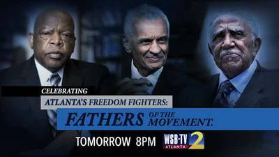 TONIGHT ON CHANNEL 2: Celebrating Atlanta's Freedom Fighters