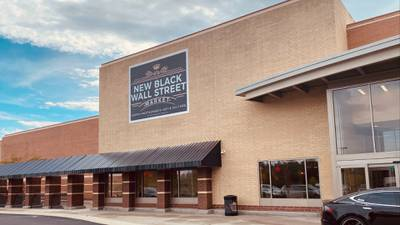 Black Wall Street Market opening in DeKalb County