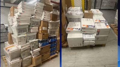 Atlanta VA begins processing mail that sat for months following investigation